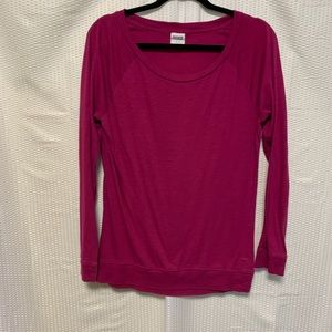 Pink Victoria's s Secret long sleeve t-shirt